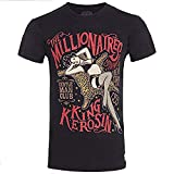 Photo de King Kerosin T-Shirt The Millionaires, Größe:L, Farbe:black