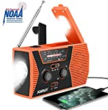 Best Am Radios - Jomst Emergency Radio,NOAA/AM/FM Weather Solar Radio,Hand Crank Portable Review