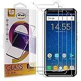 Guran 4 Pezzi Pellicola Protettiva in Vetro Temperato per Oukitel K5000 Smartphone 9H Durezza Anti-Impronte HD Alta Trasparenza Pellicola