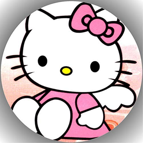 Fondant Tortenaufleger Tortenbild Geburtstag Hello Kitty T11