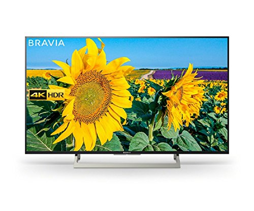 Sony Bravia KD43XF8096BU 43-Inch Android 4K HDR Ultra HD TV with...