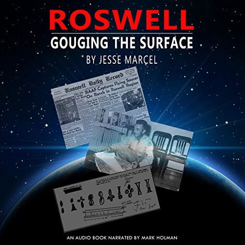 Roswell: Gouging the Surface cover art