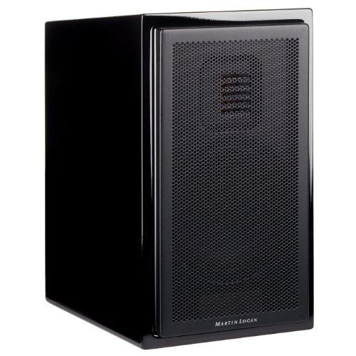 MartinLogan Motion 15 Gloss Black Bookshelf Loudspeaker