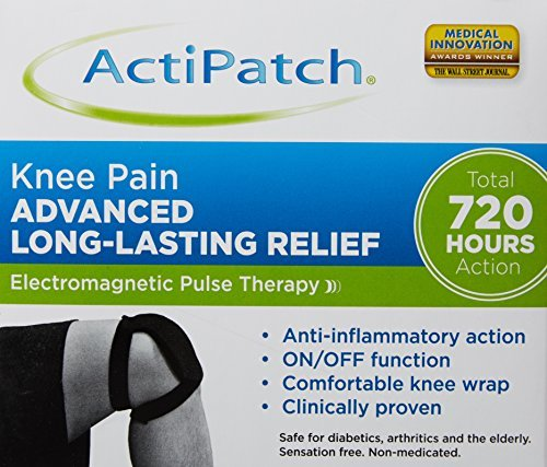 ActiPatch Knee Pain Advanced Long-Lasting Relief by Actipatch