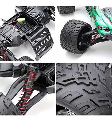 RC Auto kaufen Truggy Bild 3: s-idee® 18160 9116 RC Auto Buggy wasserdichter Monstertruck 1:12 mit 2,4 GHz über 40 km/h schnell, wendig, voll proportional 2WD ferngesteuertes Buggy Racing Auto*