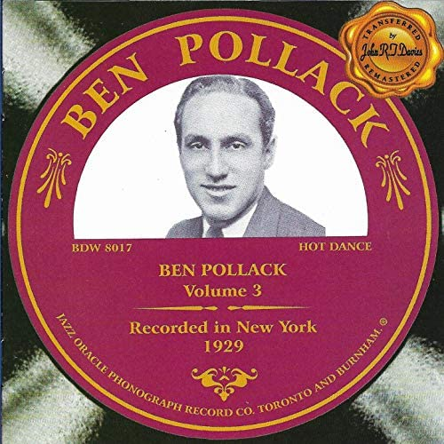 Ben Pollack feat. Ben Pollack's Park Central Orchestra