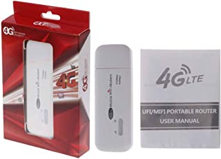 Cicitop Modem 4G LTE FDD WiFi Router Modem with SIM Card Slot, 4G Unlocked 4G Router