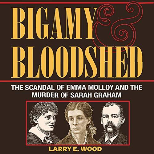 『Bigamy and Bloodshed』のカバーアート