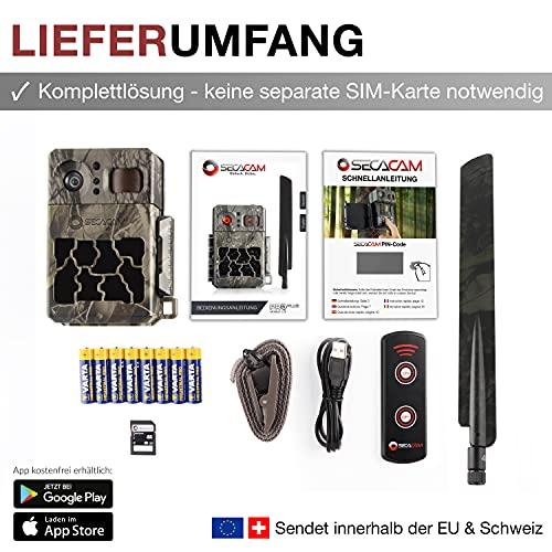 SECACAM Pro Plus Mobile LTE 4G Wildkamera Erfahrungen & Preisvergleich