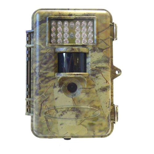 Wildkamera Sparset: Dörr Snapshot 5MP IR Überwachungskamera, Motion Detection Digitalkameras mit Monitor