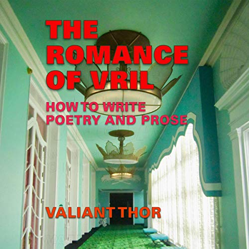 The Romance of Vril audiobook cover art