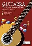 Guitarra ténica e interpretación
