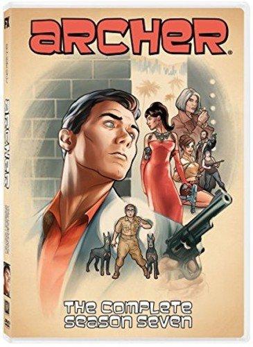 Archer: Staffel 7, (englische Version)