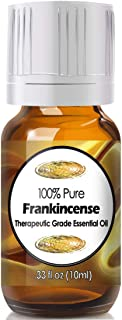 Frankincense Essential Oil for Diffuser & Reed Diffusers (100% Pure Essential Oil) 10ml