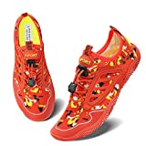Women's Men's Water Sports Beach Quick-Drying Barefoot Rowing Diving and Driving Yoga Surfing Water...