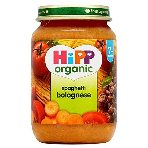 HiPP Bio Spaghetti Bolognese 190g