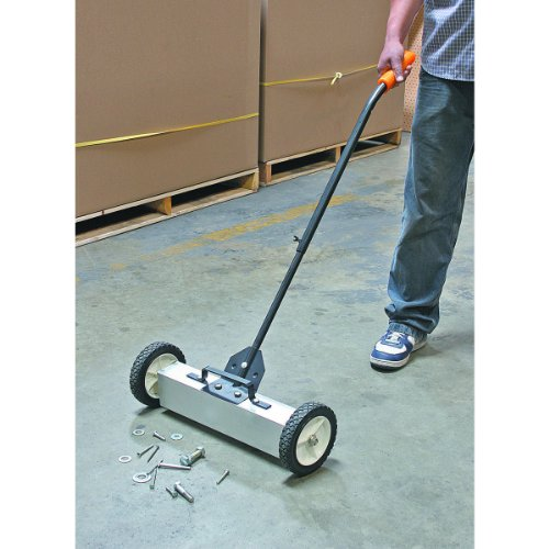 22' Magnetic Floor Sweeper with Release