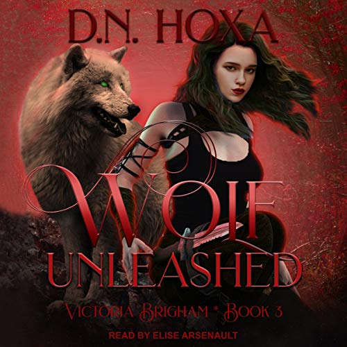 Wolf Unleashed cover art