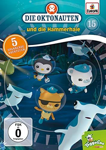 Die Oktonauten - 015/und die Hammerhaie