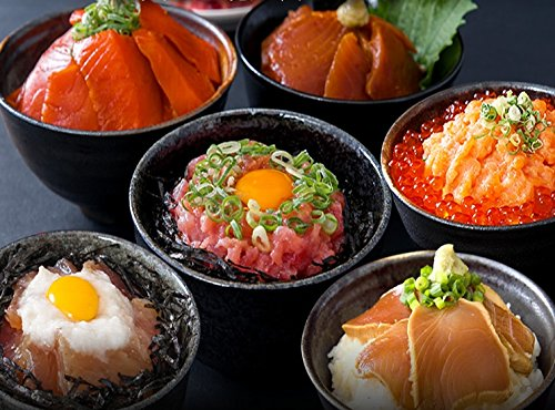 海鮮丼詰合せ15食セット(マグロ漬け3p・ネギトロ3P+サーモンネギトロ3p+トロサーモン3p+イカサーモン3P)冷凍A