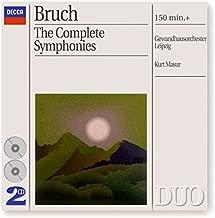 max bruch symphonies