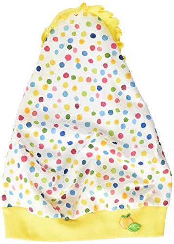 maximo Mädchen Kopftuch Mütze, Mehrfarbig (Rocio-Bunte Punkte 19), (Herstellergröße: 53)