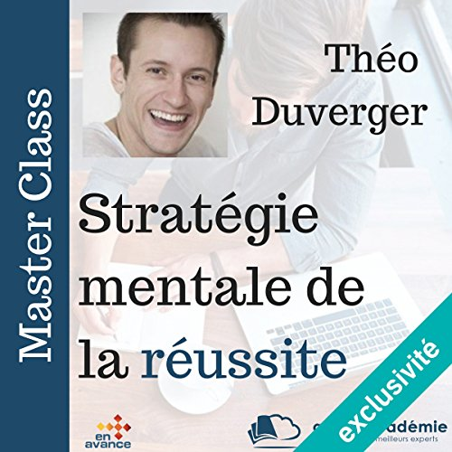 Couverture de Stratégie mentale de la réussite