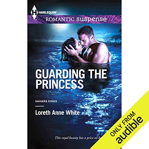 Guarding the Princess audiobook cover art