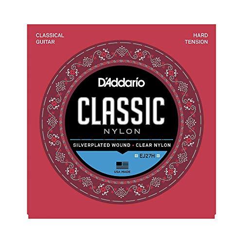 D'Addario EJ27H Juego de cuerdas para guitarra clásica,...