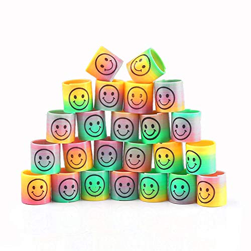 Ccinee Mini molle con smile, per bambini, 24 pezzi