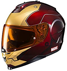 Tony Stark Motorcycle Helmet