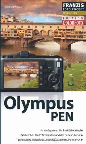 Foto Pocket Olympus PEN E-P1, E-P2 & E-PL1: Der praktische Begleiter für die Fototasche