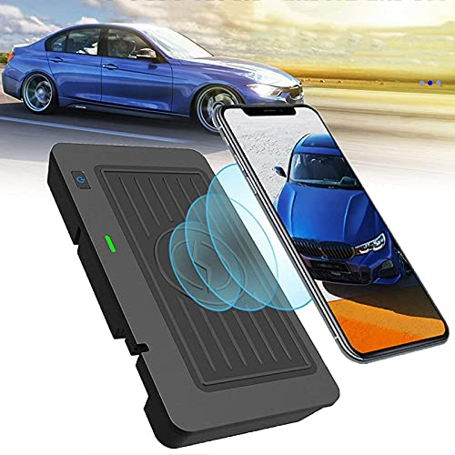 QXIAO Cargador Inalámbrico de Control Central de Coche para BMW Serie 3 G20 G28 2019 2020 para BMW 330i, 330i XDrive, M340i, M340i XDrive, 330e, Accesorios para Cargador de Teléfono Inalámbrico 330e