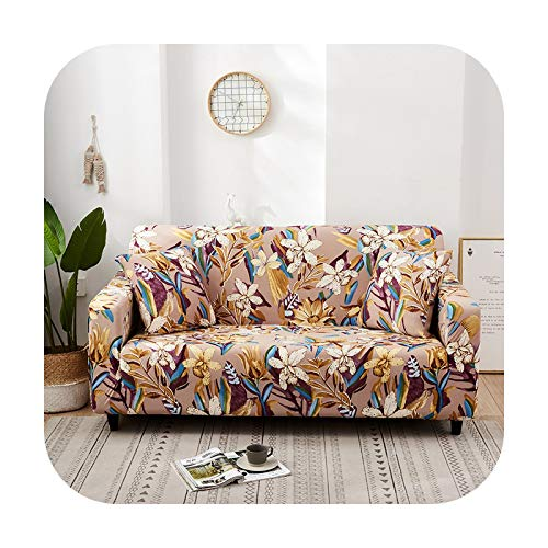 sofa cover Sheath Sofa 3 Square Stretch Elastic Set For Living Room L Shape Couch Sofa Clothing For Dog 1 2 3 4 Seat-12-pillow case 2pcs