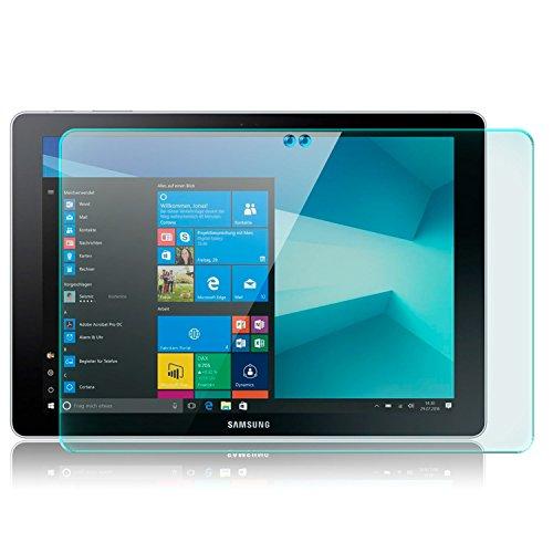 zanasta Bildschirmschutz Glas kompatibel mit Samsung Galaxy Book 10.6