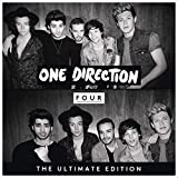 Official - One Direction (Four - The Ultimate Edition) 2020 Album Cover Poster - Canvas (12'x12')