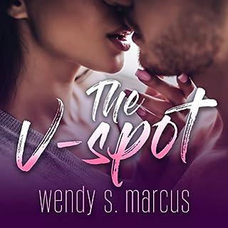 The V-Spot audiobook cover art