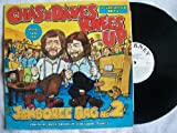 CHAS AND DAVE KNEES UP JAMBOREE BAG NO 2 VINYL LP WITH SONG BOOK 1983