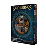 Games Workshop Middle Earth Strategy Battle Game: Rohan Watchtower & Palisades