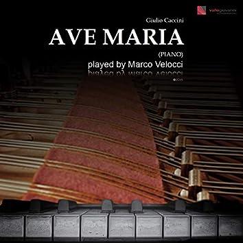 Vavilov: Ave Maria (Formerly Attributed to Giulio Caccini, Arr. for Piano Solo)