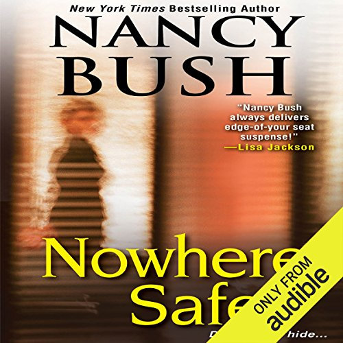 Nowhere Safe audiobook cover art