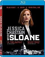 Miss Sloane/ [Blu-ray]