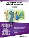 "book cover: jazz chart for ""Spring Can Really Hang You Up the Most"""