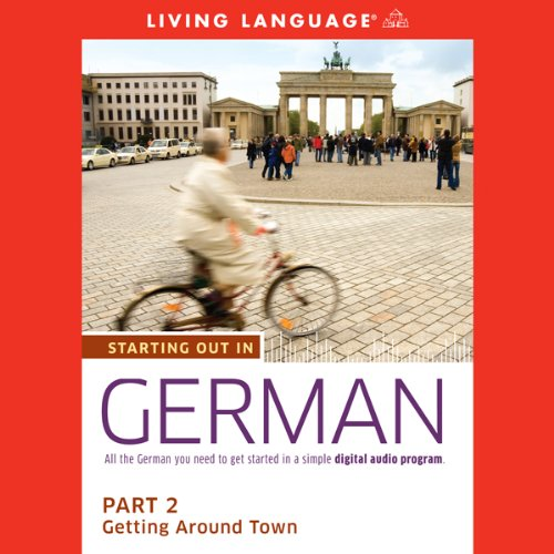 Starting Out in German, Part 2 cover art