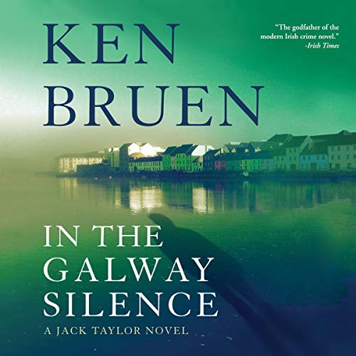 In the Galway Silence audiobook cover art
