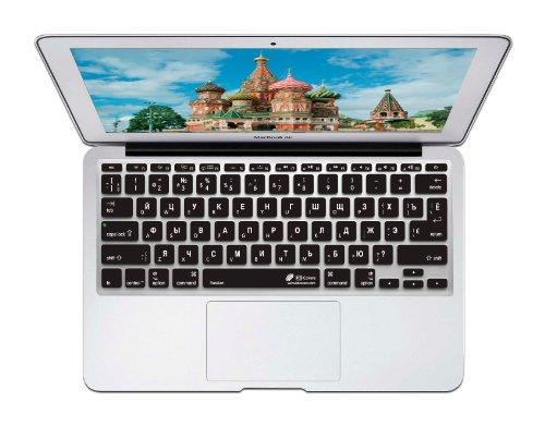 KB Covers Tastaturabdeckung für MacBook Air 11 – Russisch (RUS-M11-CB-2)