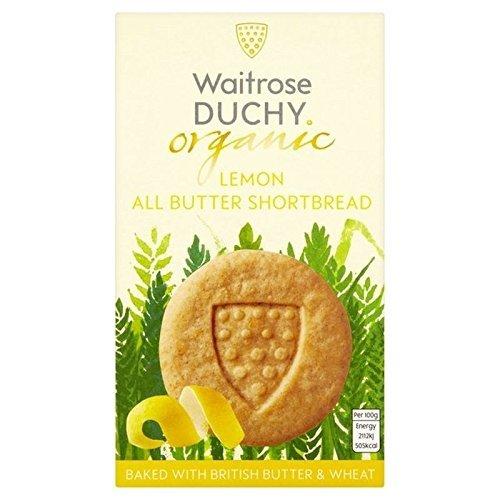 Duchy Organic Lemon Shortbread 150g by Duchy from Waitrose