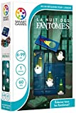 Smartgames SG 433FR–la Nuit Des fantomes–Juego de reflexión