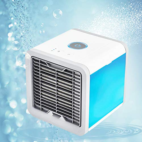 Mini Tragbare Klimaanlage Luftkühler, 3 In 1 Mobile Klimaanlage,für Zu Hause,Büro,Auto,Hotel,Garage,Camping.