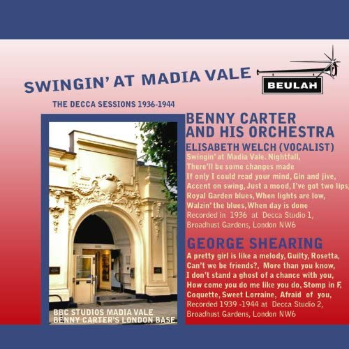 Benny Carter & George Shearing